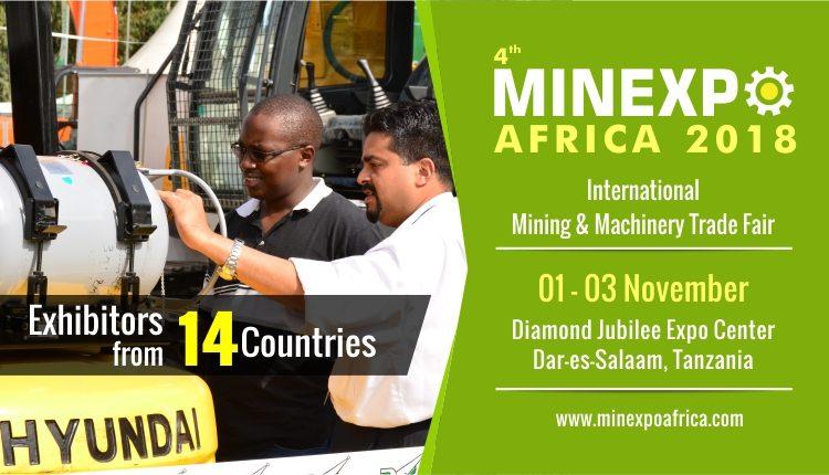 4th Minexpo Tanzania 2018