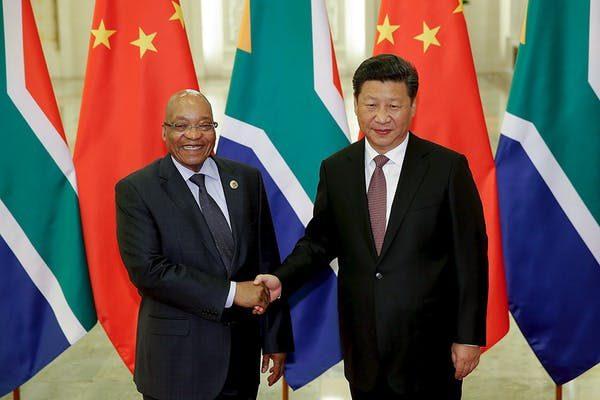 China's economic slowdown threatens African progress